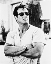 This is an image of 160631 Sylvester Stallone Photograph & Poster