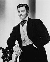 This is an image of 160713 Clark Gable Photograph & Poster