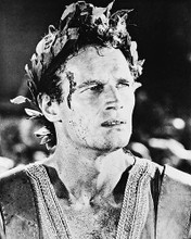 This is an image of 160731 Charlton Heston Photograph & Poster