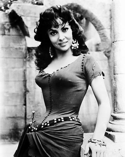 This is an image of 160748 Gina Lollobrigida Photograph & Poster