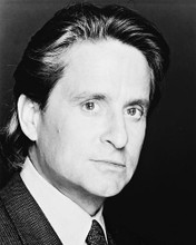 This is an image of 160853 Michael Douglas Photograph & Poster