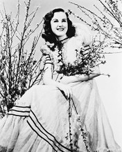 This is an image of 160860 Deanna Durbin Photograph & Poster