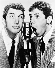 This is an image of 160909 Dean Martin & Jerry Lewis Photograph & Poster