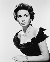 This is an image of 160954 Jean Simmons Photograph & Poster