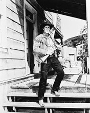 This is an image of 160976 Clint Walker Photograph & Poster