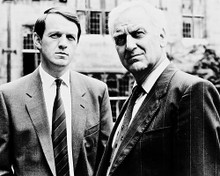 This is an image of 161064 Inspector Morse Photograph & Poster