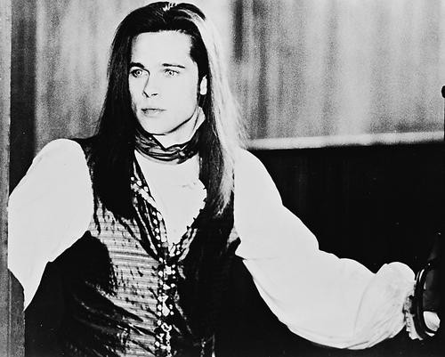 This is an image of 161099 Brad Pitt Photograph & Poster