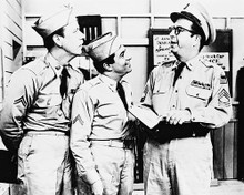 This is an image of 161116 Phil Silvers Photograph & Poster