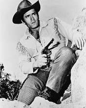 This is an image of 161135 Clint Walker Photograph & Poster