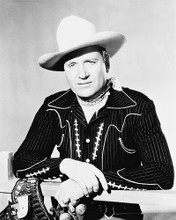 This is an image of 161152 Gene Autry Photograph & Poster