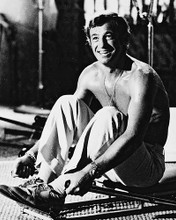 This is an image of 161161 Jean-Paul Belmondo Photograph & Poster