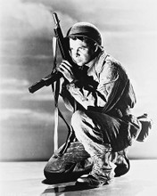 This is an image of 161259 Audie Murphy Photograph & Poster