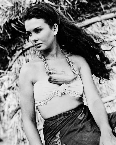 This is an image of 161293 Jean Simmons Photograph & Poster
