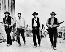 This is an image of 161307 The Wild Bunch Photograph & Poster