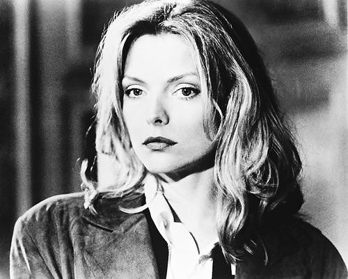 This is an image of 161433 Michelle Pfeiffer Photograph & Poster