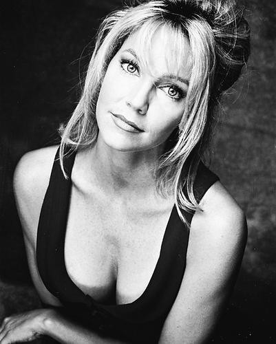 This is an image of 161571 Heather Locklear Photograph & Poster
