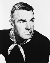 This is an image of 161614 Randolph Scott Photograph & Poster