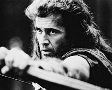 This is an image of 161707 Mel Gibson Photograph & Poster