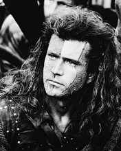 This is an image of 161886 Mel Gibson Photograph & Poster