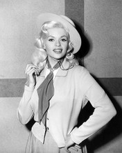 This is an image of 100461 Jayne Mansfield Photograph & Poster