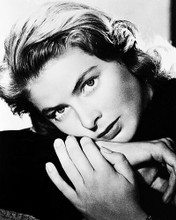 This is an image of 162021 Ingrid Bergman Photograph & Poster