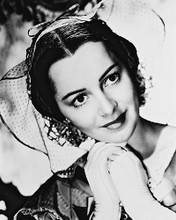 This is an image of 162062 Olivia De Havilland Photograph & Poster