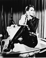 This is an image of 162134 Julie Newmar Photograph & Poster