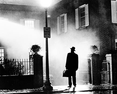 This is an image of 162235 The Exorcist Photograph & Poster