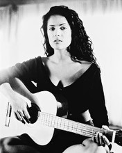 This is an image of 162258 Salma Hayek Photograph & Poster