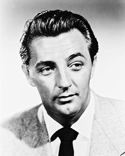 This is an image of 162293 Robert Mitchum Photograph & Poster