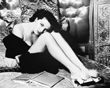 This is an image of 162499 Jane Russell Photograph & Poster