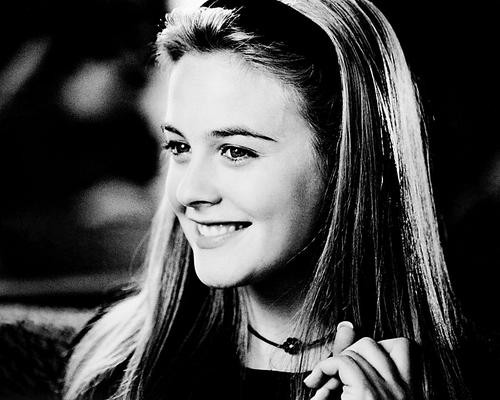 This is an image of 162504 Alicia Silverstone Photograph & Poster