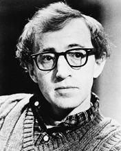 This is an image of 162535 Woody Allen Photograph & Poster