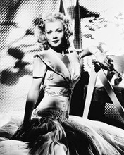 This is an image of 162629 Carole Landis Photograph & Poster
