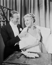 This is an image of 162732 Fred Astaire & Ginger Rogers Photograph & Poster