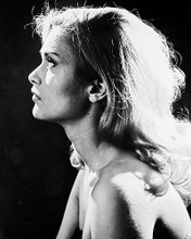 This is an image of 162743 Alexandra Bastedo Photograph & Poster
