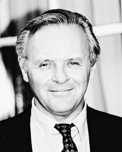 This is an image of 162834 Anthony Hopkins Photograph & Poster