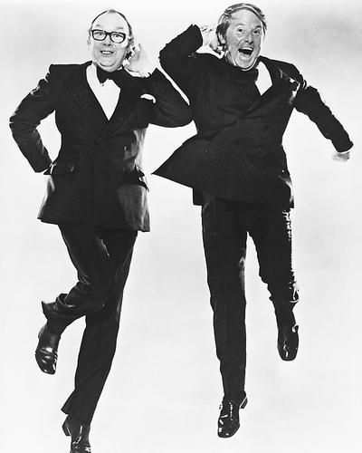 This is an image of 162867 Eric Morecambe & Ernie Wise Photograph & Poster