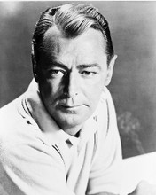 This is an image of 163014 Alan Ladd Photograph & Poster