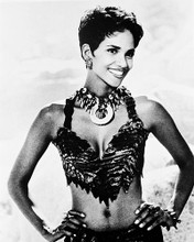 This is an image of 163310 Halle Berry Photograph & Poster
