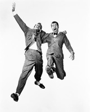 This is an image of 163434 Dean Martin & Jerry Lewis Photograph & Poster