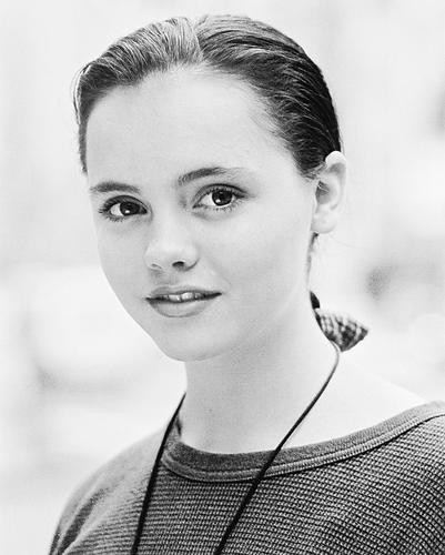 This is an image of 163469 Christina Ricci Photograph & Poster