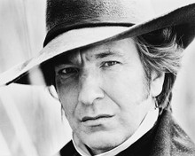 This is an image of 163470 Alan Rickman Photograph & Poster