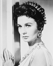 This is an image of 163488 Jean Simmons Photograph & Poster