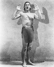 This is an image of 163723 Johnny Weissmuller Photograph & Poster
