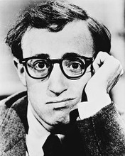 This is an image of 163747 Woody Allen Photograph & Poster