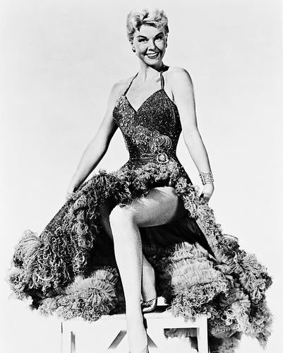 This is an image of 163798 Doris Day Photograph & Poster