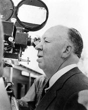 This is an image of 164002 Alfred Hitchcock Photograph & Poster