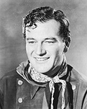 This is an image of 164059 John Wayne Photograph & Poster