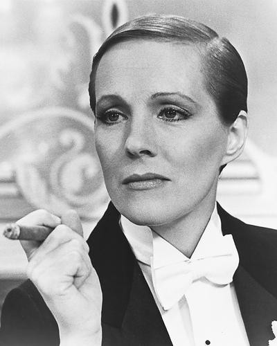 This is an image of 164070 Julie Andrews Photograph & Poster